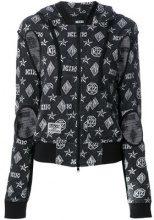 - KTZ - Felpa con cappuccio - women - cotone - S, M, L, XL - di colore nero