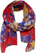 ONLY Printed Scarf Women Red