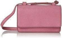 Fossil Damentasche? Mila Minitasche - Borse a tracolla Donna, Rosa (Wild Rose), 3.81x11.43x16.510000000000002 cm (B x H T)