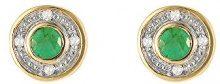 Ivy Gems Orecchini a perno Donna oro_giallo - 123E0628-04