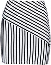 FIND Stripe  Gonna Donna, Nero (Black/white Striped), 44 (Taglia Produttore: Medium)