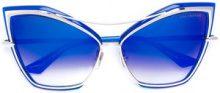 Dita Eyewear - Occhiali da sole 'Creature' - women - Acetate/metal - OS - BLUE
