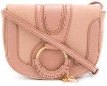 See By Chloé - Hana cross body bag - women - Leather - OS - BROWN