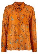 Sophia Woven Floral Oversized Shirt
