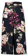 Plus Lydia Oriental Floral Print Woven Trouser