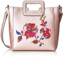 Bulaggi Metsu Shopper - Borse Tote Donna, Pink (Pastel Rose), 12x29x29 cm (B x H T)