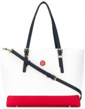 Tommy Hilfiger - Borsa Tote media - women - PVC - OS - Bianco