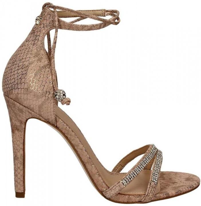 Donna RosaSconto Sandali Guess Lep03 45 Flpri2 Sandalo Tacco 4SRjL3Aqc5