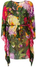 Twin-Set - Vestito 'Summer Garden' - women - Viscose - 42, 44, 46, 38, 40, 48 - MULTICOLOUR