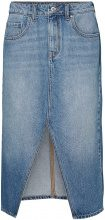 VERO MODA Aware Denim Skirt Women Blue