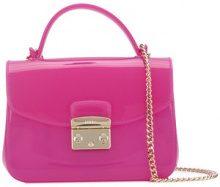 Furla - Candy mini shoulder bag - women - Acrylic - OS - PINK & PURPLE
