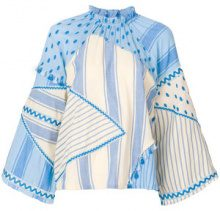 Dodo Bar Or - Blusa 'Jabir' - women - Cotton - S, M, L - BLUE