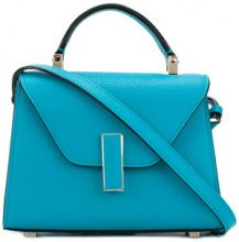 Valextra - Borsa Iside micro - women - Calf Leather - OS - BLUE