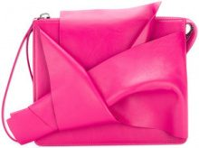 Nº21 - Borsa Clutch - women - Calf Leather - One Size - Rosa & viola