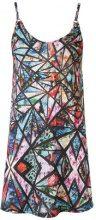 - Lygia & Nanny - printed beach dress - women - Polyester/Spandex/Elastane - 40, 42, 44 - Multicolore