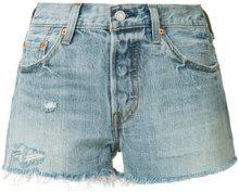 Levi's - Shorts a jeans - women - Cotton - 24, 25, 26, 28, 29, 27 - BLUE