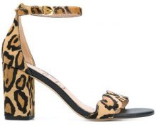 Sam Edelman - Sandali leopardati - women - Calf Hair/PVC - 36, 39.5, 41 - Color carne & neutri