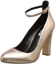 DuneAalto - Strap alla Caviglia Donna, Oro (Gold (Rose Gold)), 38