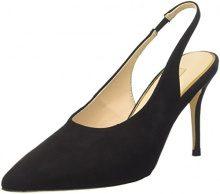 Primadonna 112110613MF, Scarpe con Cinturino alla Caviglia Donna, Nero, 40 EU