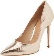 SchutzWomen Shoes - Scarpe con Tacco Donna, Oro (Gold (Platina)), 38