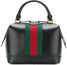 Gucci - Borsa tote 'GG Web Doctors' - women - Leather - OS - BLACK