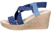 Sandali Repo  91905 Sandalo Donna BLU