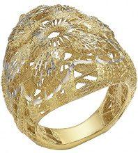Carissima Gold Anello da Donna in Oro 9K (375), Misura 11