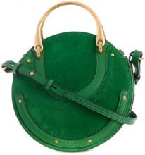 Chloé - Pixie small bag - women - Calf Leather - OS - GREEN