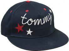 Tommy Jeans Donna CAP 12 Berretto   Blu (Dress Blues) Medium (Taglia Produttore: S-M)