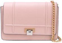 Visone - Lizzy medium shoulder bag - women - Leather - OS - PINK & PURPLE