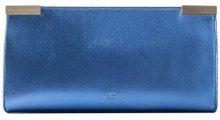 Borsetta elegante Elisabetta Franchi  Ocean blue pochette