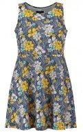 ZOOITA - Vestito di maglina - blue pattern