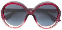 Dior Eyewear - Occhiali da sole - women - Acetate - 58 - RED