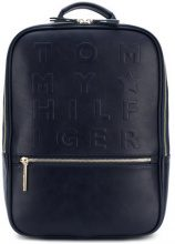 Tommy Hilfiger - Zaino con logo - women - Synthetic Resin - OS - BLUE