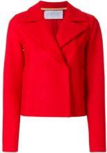 Harris Wharf London - Blazer con risvolti ampi - women - Virgin Wool - 42, 46 - RED