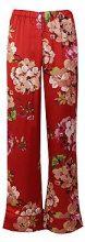 Henrietta Floral Print Suit Trouser