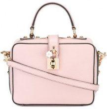 Dolce & Gabbana - Borsa a spalla 'Dolce Soft' - women - Calf Leather - OS - PINK & PURPLE