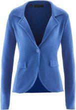 Blazer in maglia (Blu) - bpc selection