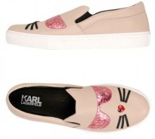 KARL LAGERFELD  - CALZATURE - Sneakers & Tennis shoes basse - su YOOX.com