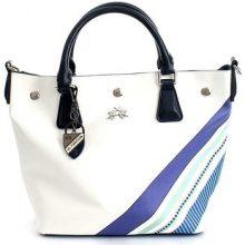 Borsa Shopping La Martina  W1207 Borse a mano Borse e Accessori Blue/Bianco