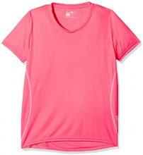 Trigema 544201, Top Sportivo Donna, Rosa (Power-Pink 233), XXL