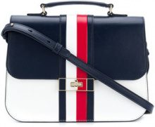 Tommy Hilfiger - Borsa a tracolla - women - Calf Leather - One Size - BLUE