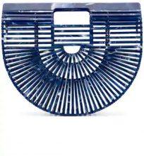 - Cult Gaia - Borsa tote 'Ark' - women - acrilico - Taglia Unica - di colore blu
