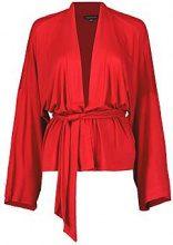 Lucy kimono in jersey con cintura