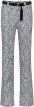 Pantalone con cintura finta (Bianco) - BODYFLIRT
