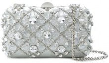 Rodo - Clutch decorata - women - Leather - OS - METALLIC