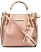 Marc Ellis - Borsa a spalla 'Tracy' - women - Leather - OS - Rosa & viola
