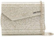 Jimmy Choo - Borsa clutch 'Candy' - women - Acrylic - One Size - METALLIC