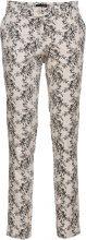 Pantalone elasticizzato 7/8 fantasia (Grigio) - BODYFLIRT
