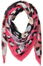 PIECES Printed Scarf Women Pink